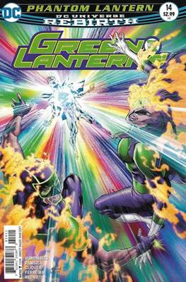 Green Lanterns Vol. 1 (2016-2018) (Comic-book) #14