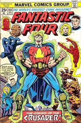 Fantastic Four Vol. 1 (1961-1996) (saddle-stitched) #164