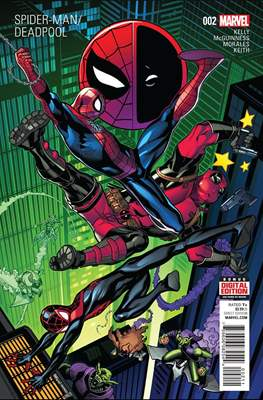 Spider-Man / Deadpool (Digital) #2