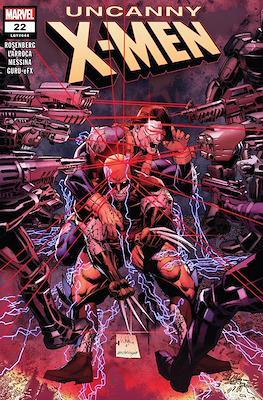 Uncanny X-Men Vol. 5 (2018-) (Comic Book) #22