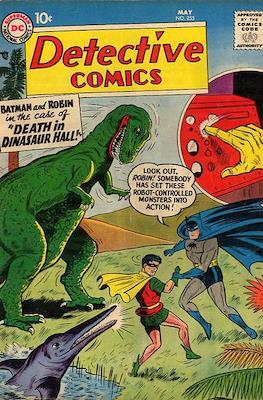 Detective Comics Vol. 1 (1937-2011; 2016-) (Comic Book) #255
