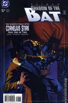 Batman: Shadow of the Bat (Comic book) #46