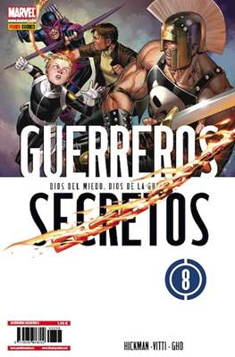 Guerreros secretos (2009-2012) (Grapa) #8
