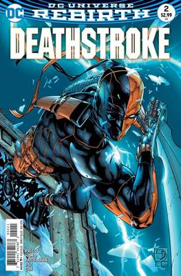 Deathstroke Vol. 4 (2016- ) (Comic-book) #2