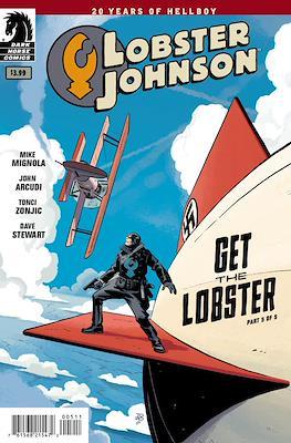 Lobster Johnson (Comic Book) #20