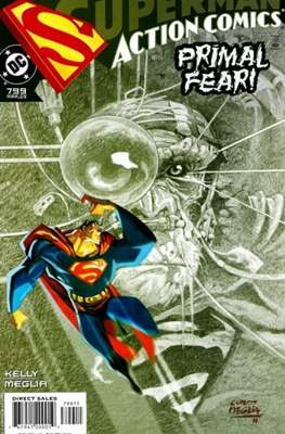 Action Comics Vol. 1 (1938-2011; 2016-) (Comic Book) #799