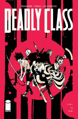 Deadly Class (Comic-book) #6