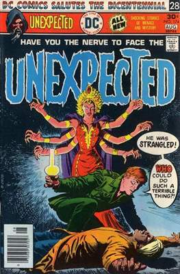 The Unexpected (Comic Book) #174