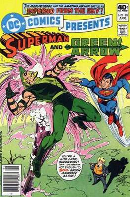 DC Comics Presents: Superman (Grapa) #20