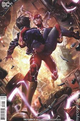 The Flash Vol. 5 (2016- Variant Covers) (Comic Book) #71