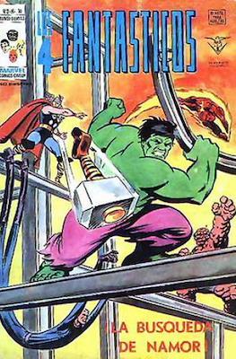 Los 4 Fantásticos Vol. 3 (1977-1980) (Grapa 44 pp) #14
