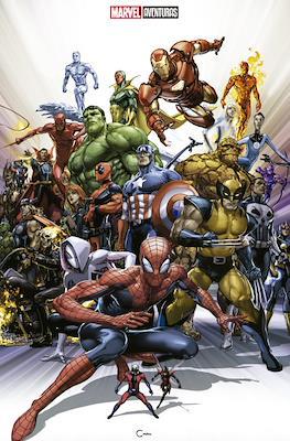 Marvel Comics #1000 (Portadas Variantes) #4