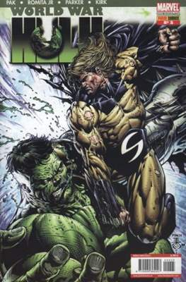 World War Hulk (Grapa) #5