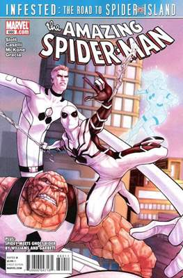 The Amazing Spider-Man Vol. 2 (1999-2014) (Comic-Book) #660