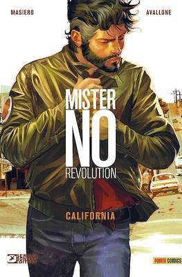 Mister No Revolution: California (Cartoné 144 pp)