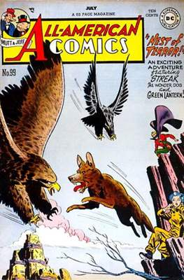 All-American Comics (Comic Book) #99