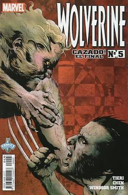 Wolverine: Cazado! (Grapa) #5
