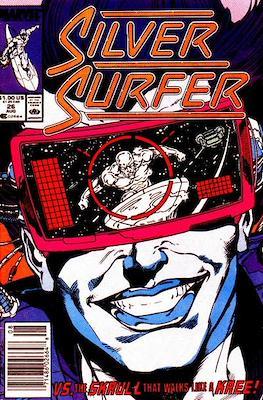 Silver Surfer Vol. 3 (1987-1998) #26