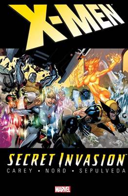 X-Men: Secret Invasion