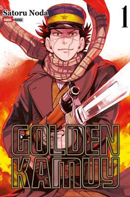 Golden Kamuy #1