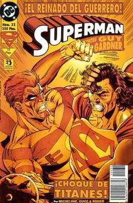 Superman (1993-1996) (Grapa, 48-72 páginas) #32