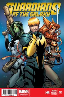 Guardians of the Galaxy (2013-2015) #10