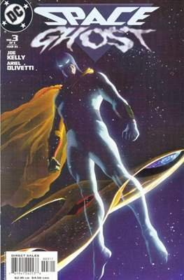 Space Ghost (Comic book) #3