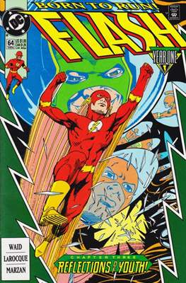 The Flash Vol. 2 (1987-2006) (Comic Book) #64
