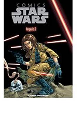 Star Wars comics. Coleccionable (Cartoné 192 pp) #33