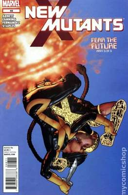 New Mutants Vol. 3 (Comic Book) #46