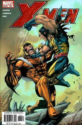 X-Men / New X-Men / X-Men Legacy Vol. 2 (1991-2012) #164