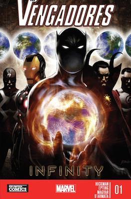 Los Vengadores: Infinity (Rústica) #1