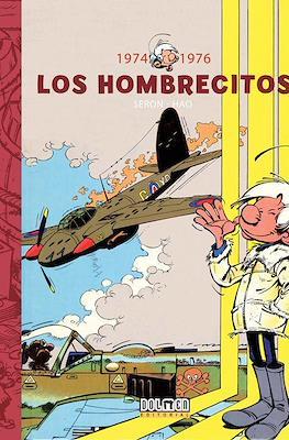 Los Hombrecitos (Integral Cartoné, 160 pp) #4