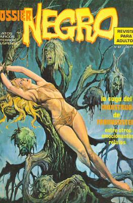 Dossier Negro (Rústica y grapa [1968 - 1988]) #67