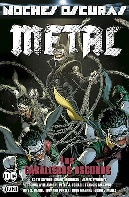Noches Oscuras: Metal (Rústica) #3