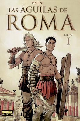 Las águilas de Roma (Cartoné 56 pp) #1