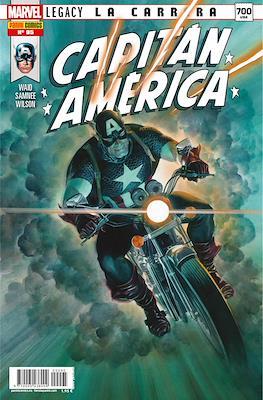 Capitán América Vol. 8 (2011-) (Grapa) #95