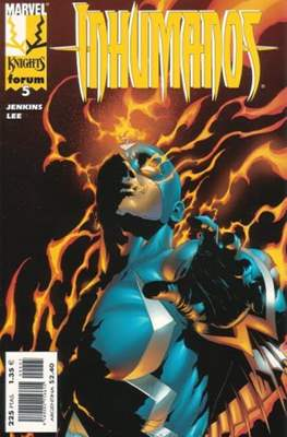 Inhumanos (1999-2000). Marvel Knights (Grapa 24 pp) #5