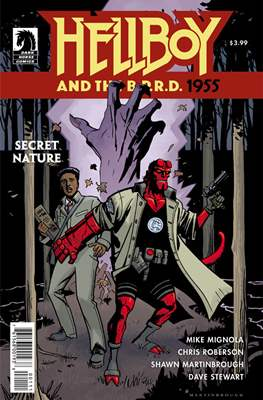 Hellboy and the B.P.R.D. #16