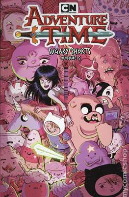 Adventure Time: Sugary Shorts (Softcover 144 pp) #5