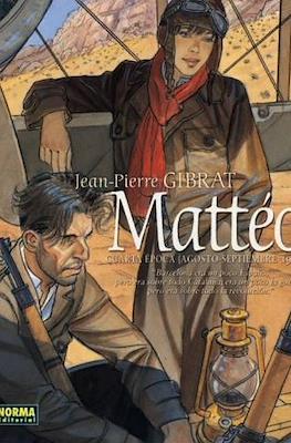 Mattéo (Cartoné) #4