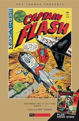 Captain Flash - Roy Thomas Presents