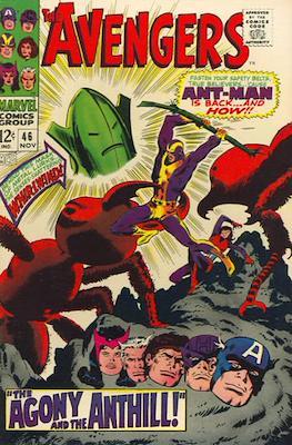 The Avengers Vol. 1 (1963-1996) (Grapa) #46