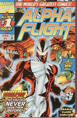 Alpha Flight Vol. 2 (1997-1999) #1