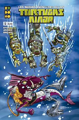 Las nuevas aventuras de las Tortugas Ninja #5