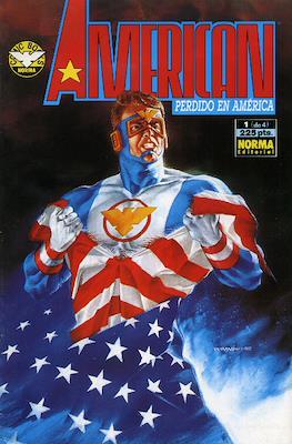 Américan. Perdido en América (Grapa 36 pp) #1