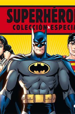 Superhéroes de DC Comics. Colección Especial