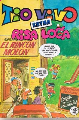 Extras numerados (1982-1985) (Grapa) #89