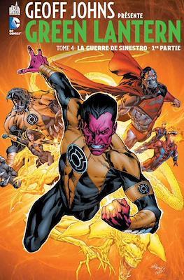 Geoff Johns présente Green Lantern (Cartonné) #4