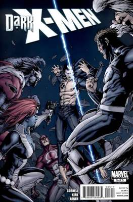 Dark X-Men (Comic Book) #5